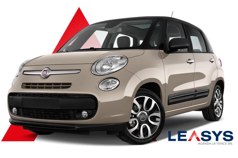 Agenzia Leasys Prodotti Fiat 500l Urban 1 3 Multijet 95cv